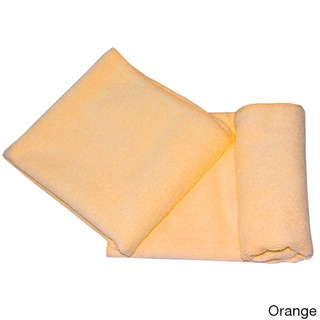Khataland Equanimity Premium Microfiber Large Hand Towel (Pack of 2)