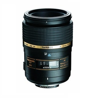 Tamron SP 90MM F/2.8 Di 1:1 Macro Lens for Nikon