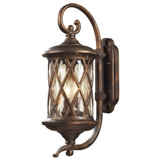 Barrington Gate 2-light Hazelnut Bronze Outdoor Sconce