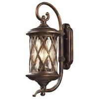 Barrington Gate 2-light Hazelnut Bronze Outdoor Sconce
