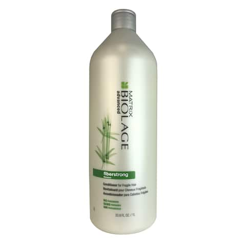 Matrix Biolage FiberStrong Bamboo 33.8-ounce Conditioner - N/A