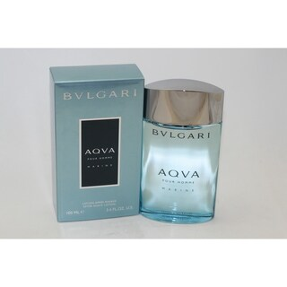 Bvlgari 'Aqva Marine Pour Homme' Men's 3.4-ounce After Shave Lotion