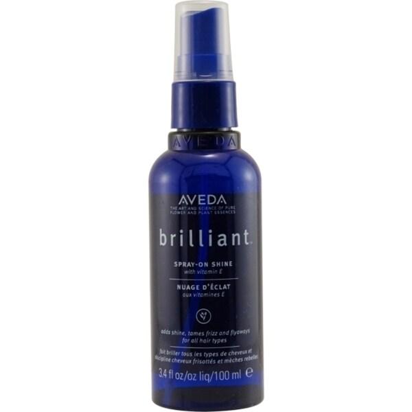 Aveda Brilliant 3.4-ounce Spray-on Shine with Vitamin E
