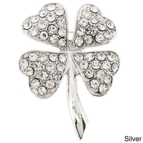 1ca609aa0 Buy Cubic Zirconia Brooches & Pins Online at Overstock | Our Best ...