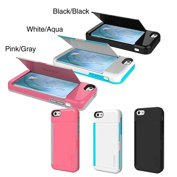 Incipio Stowaway Case for Apple® iPhone 5C