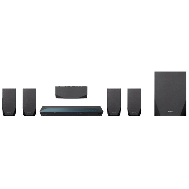 Sony BDVE2100 Home Theater System 3D Blu-ray Player #BDVE...