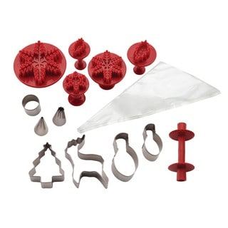 Cake Boss Decorating Tools Winter Cake Kit