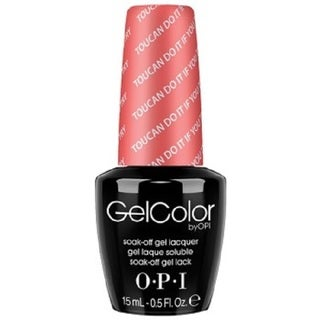 OPI Toucan Do It If You Try GelColor