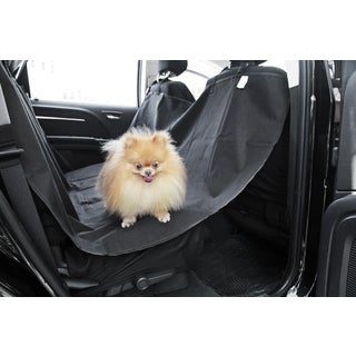 Oxgord's Waterproof Pet Travel Hammock/ Rear Bench Seat Cover (Option: Hammock (Raised Side Guards))