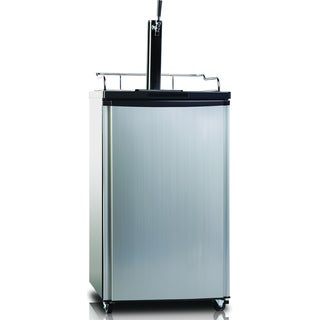 Equator Midea Stainless Steel 4.9-cubic-foot Beer Dispenser