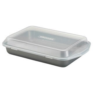 Circulon Nonstick Bakeware 9 x 13-inch Cake Pan with Lid