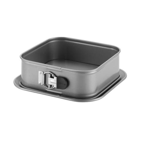 Anolon Advanced Nonstick Bakeware 9-inch Square Springform Dessert Pan with Silicone Grip