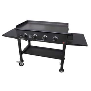 Blackstone 36-inch Outdoor Restaurant-grade Propane Gas Flat 4-burner Griddle Cooking Station|https://ak1.ostkcdn.com/images/products/8875200/P16099766.jpg?impolicy=medium