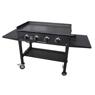 Blackstone 36-inch Outdoor Restaurant-grade Propane Gas Flat 4-burner Griddle Cooking Station