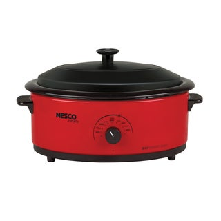 Nesco Red 6-quart Roaster Oven