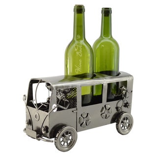 WineBodies Minivan Metal Wine Bottle Holder