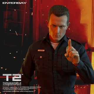 Enterbay Masterpiece 'Terminator 2 The Judgment Day T1000' 1:4 Figure
