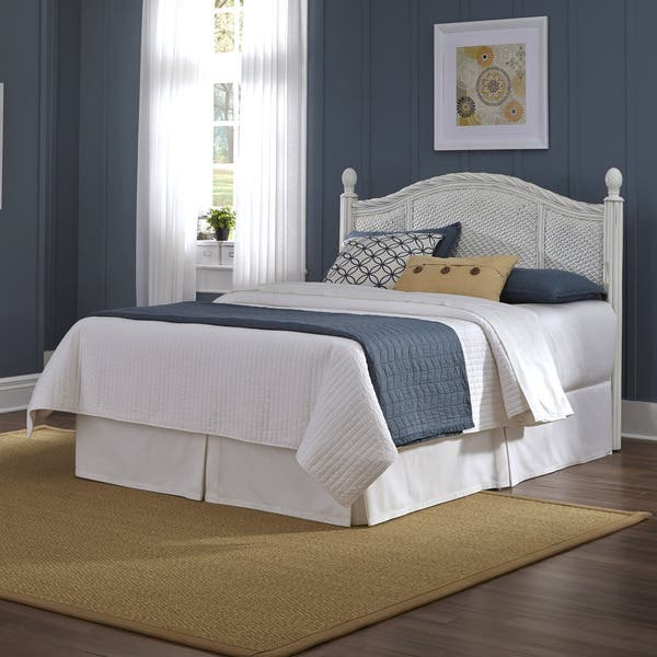Marco Island Headboard White Finish by Home Styles