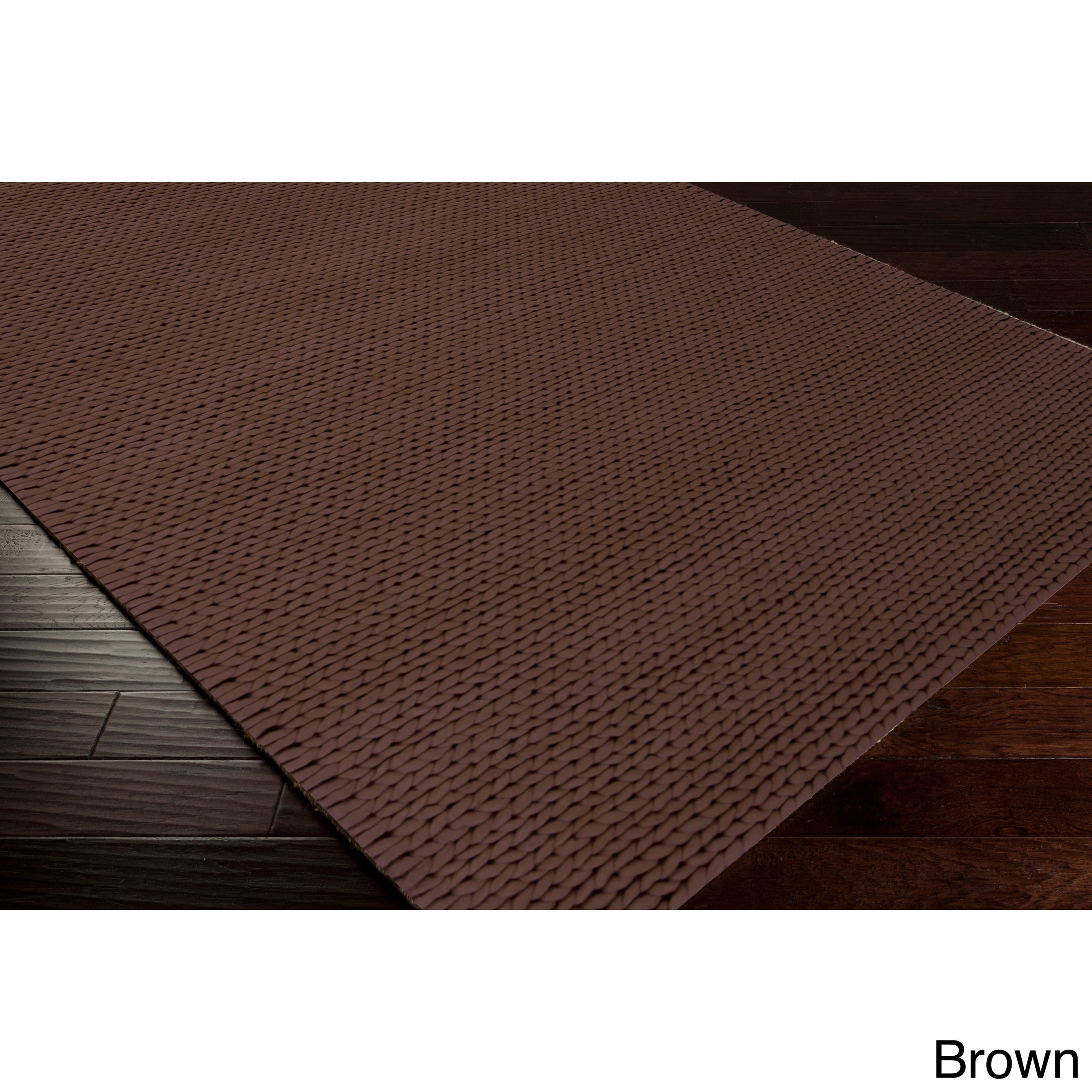 Hand Woven Yale Contemporary Solid Braided New Zealand