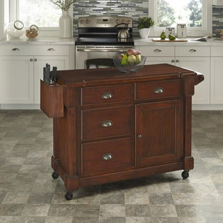 Home Styles The Aspen Collection Kitchen Cart