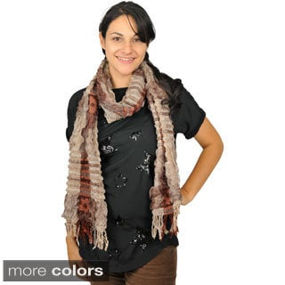 J. Furmani Winter Bubble Scarf