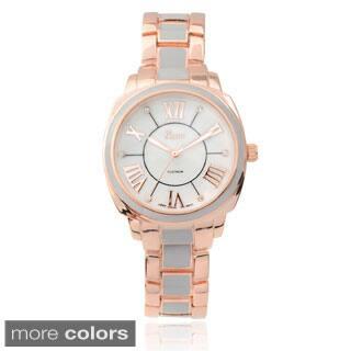 Geneva Platinum Women's Stainless Steel Link Watch|https://ak1.ostkcdn.com/images/products/8876453/Geneva-Platinum-Womens-Stainless-Steel-Link-Watch-P16100773s.jpg?impolicy=medium