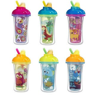 Munchkin Click Lock 9-ounce Insulated Straw Cup