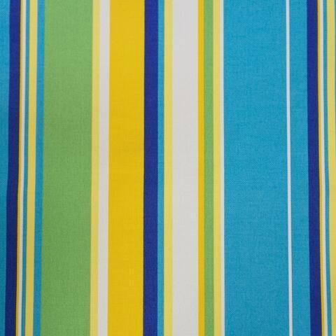 "Blazing Needles 20-inch Indoor/Outdoor Chair Cushion (Set of 4) - 20"" x 19"""