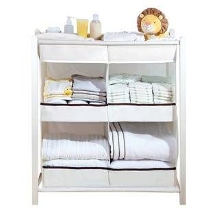 Munchkin White Nursery Essentials Organizer
