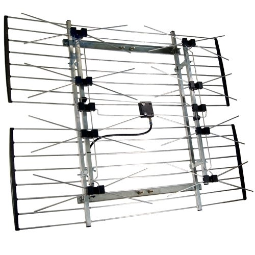shop channel master 4228hd multi-bay hdtv uhf antenna - free shipping today