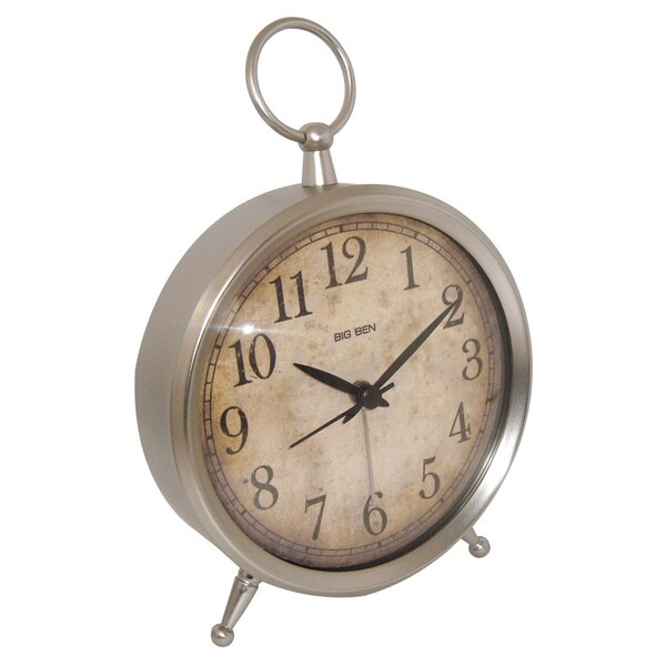 Westclox Big Ben Metal Case Alarm Clock