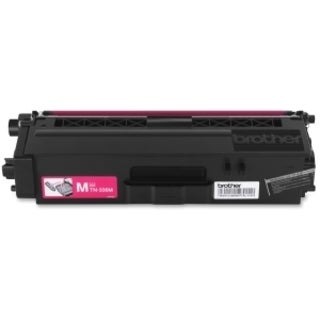 Brother Genuine TN336M High Yield Magenta Toner Cartridge
