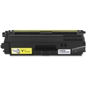 Brother Genuine TN336Y High Yield Yellow Toner Cartridge