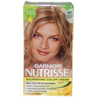 Garnier Nutrisse #82 Champagne Blonde Nourishing Color Creme
