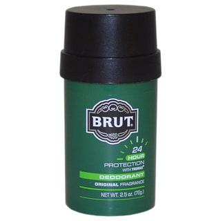Faberge Co. Brut Men's 2.5-ounce Deodorant Stick