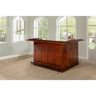 Classic Large Cherry Bar with Side Bar
