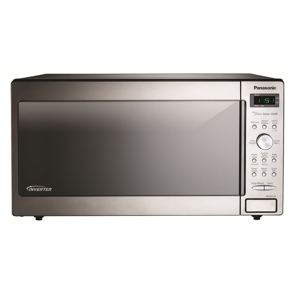 Panasonic Nn Sd772s Stainless Steel 1 6 Cubic Foot