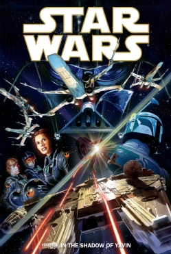 Star Wars In the Shadow of Yavin 2 (Hardcover)
