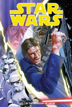 Star Wars In the Shadow of Yavin 3 (Hardcover)