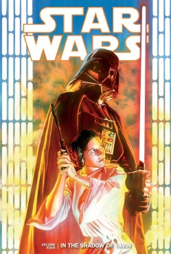 Star Wars In the Shadow of Yavin 4 (Hardcover)