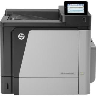 HP LaserJet M651DN Laser Printer - Color - 1200 x 1200 dpi Print - Pl