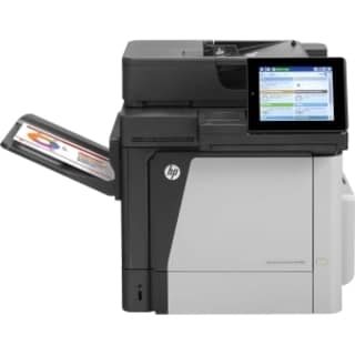 HP LaserJet M680DN Laser Multifunction Printer - Color - Plain Paper