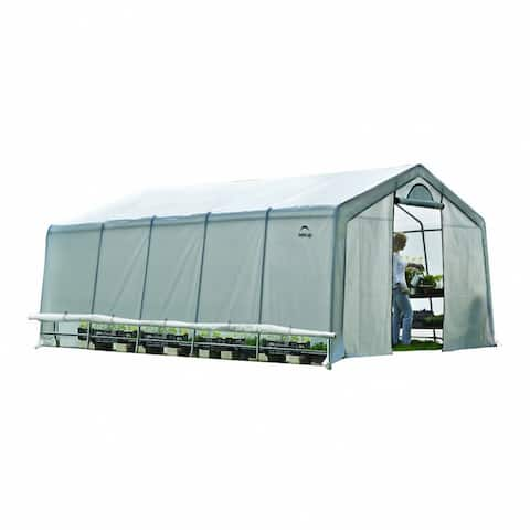 GrowIT Heavy Duty 12 x 20 ft. Greenhouse