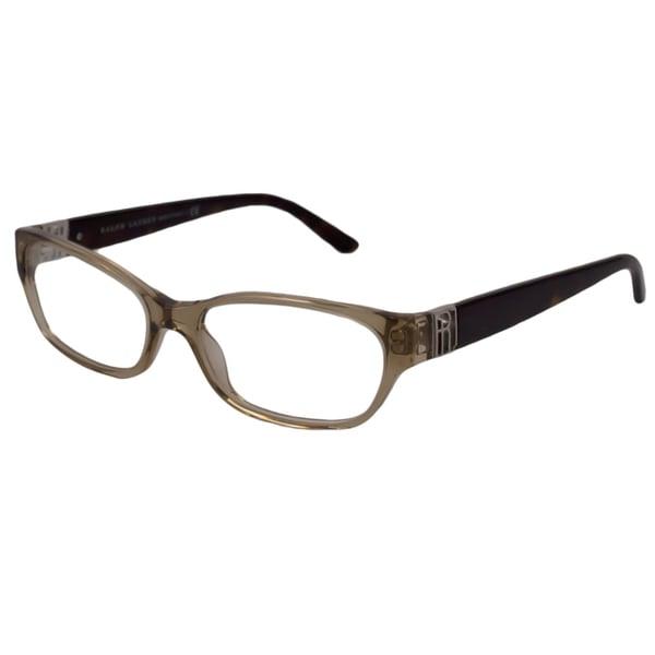 Ralph Lauren Readers Women's RL6081 Rectangular Reading Glasses