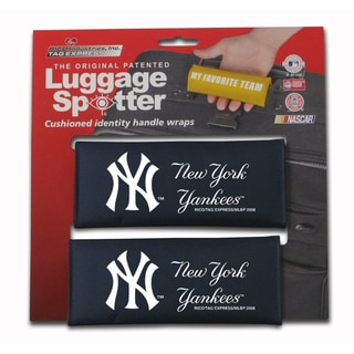 MLB New York Yankees Original Patented Luggage Spotter (Set of 2)