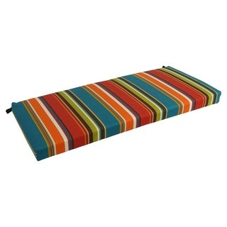 Blazing Needles 42x19-inch Outdoor Settee/ Bench Cushion