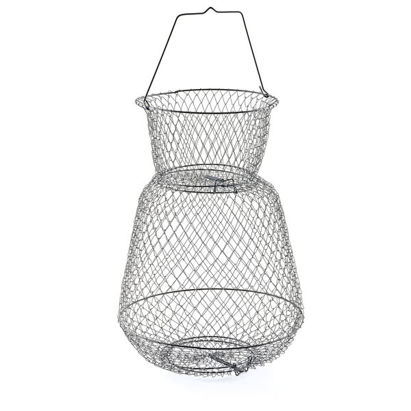 South Bend Round Wire Fish Basket