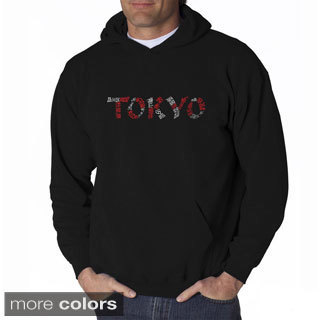 Los Angeles Pop Art Men's Tokyo Cities Sweatshirt
