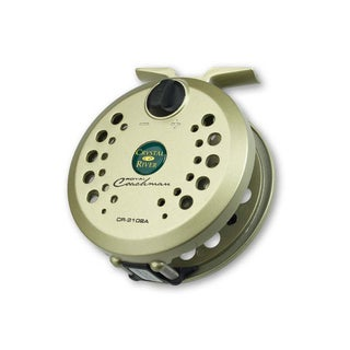 Crystal River Royal Coachman Fly Reel