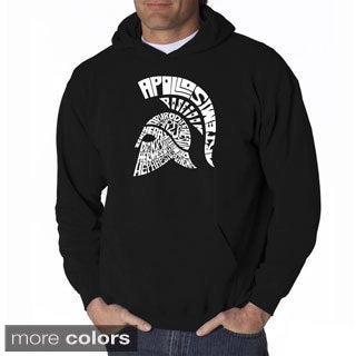 Los Angeles Pop Art Men's Spartan Sweatshirt